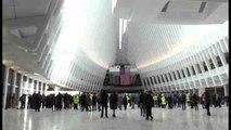 Calatrava inaugura su polémica estación en el WTC de Nueva York