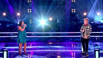 Charley Vs Harry Fisher Battle Performance - The Voice UK 2016 - BBC One | The Voice UK 2016