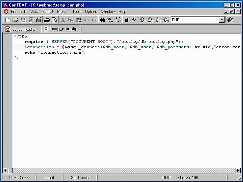 [VIDEO TUTORIAL] PHP & MySQL (Course 13 Writing a Counter Script)