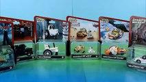 Disney Pixar Star Wars Cars Lightning McQueen as Luke Skywalker Darth Vader Mater
