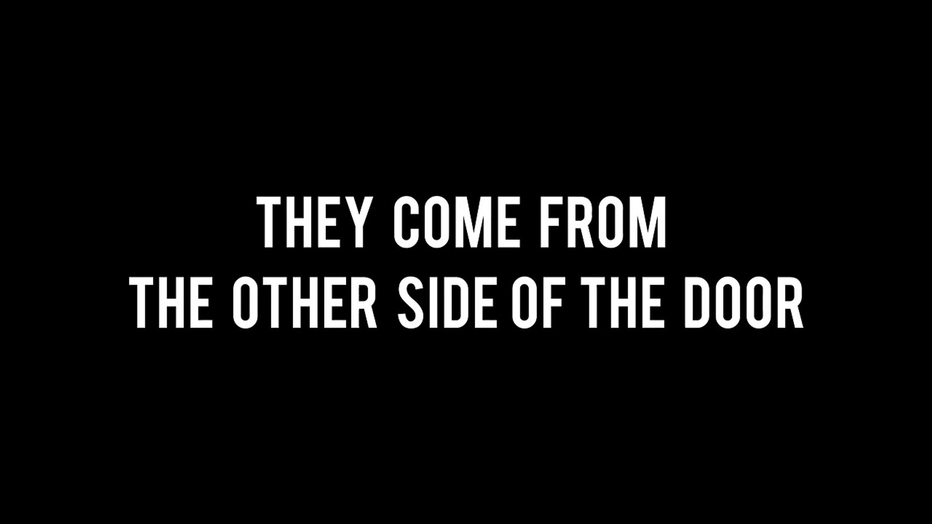 The Other Side of the Door TV SPOT - What's On the Other Side_ (2016) - Sarah Wayne Callies
