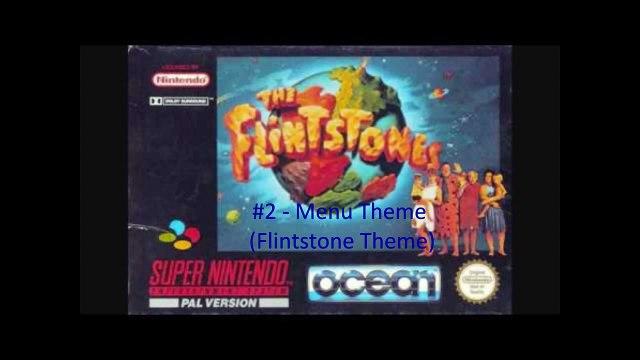 The Flintstones (Movie Edition) OST: Menu Theme (Flintstones Theme)