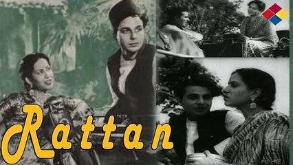 Angdai Teri Hai Bahana...Rattan...1944 ...Singer ...Manju...Actors...Manju, Swaran Lata.
