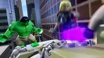 Lego Marvels Avengers NYCC 2015 Reveal Trailer PS4 Xbox One PS3 Xbox360 WiiU PS Vita 3DS PC
