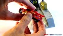 Тачки 2 на русском полная версия - игрушки для детей Молния Маквин Disney Pixar Cars