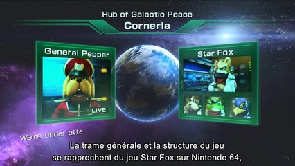 Starfox Guard : Annonce au Nintendo Direct mars 2016