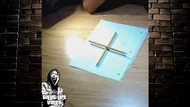 CHARLIE CHARLIE PENCIL GAME CHALLENGE - SO SCARY - video
