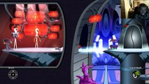 South Park Stick of Truth Walkthrough Part 13 - Spaceship Escape FACECAM Lets Play / South Park