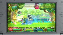 Kirby Planet Robobot Gameplay Trailer Nintendo Direct 2016