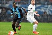 Coupe de France, 1/4 de finale : Granville - Marseille (0-1), le résumé