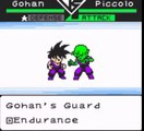 Dragon Ball Z Legendary Super Warriors Gameplay gbc