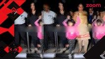Aishwarya Rai bachchan with daughter Aradhya at the Mumbai airport  - Bollywood - #TMT