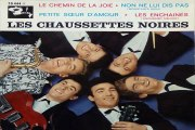Les Chaussettes Noires & Eddy Mitchell_Petite sœur d'amour (Elvis Presley_Little sister)(1962)(GV)