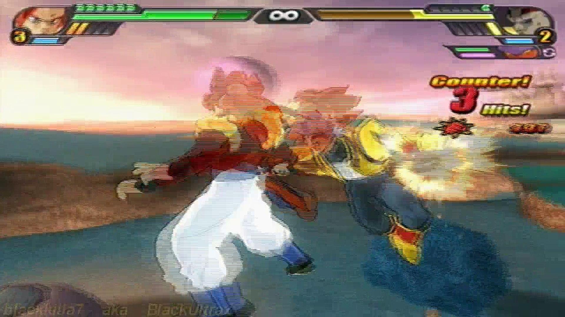 DBZ BT3 Ultimate Fusion vs Broly(Z), Omega Shenrong, Super Baby(Z),Super Janemba(Z),100%Frieza