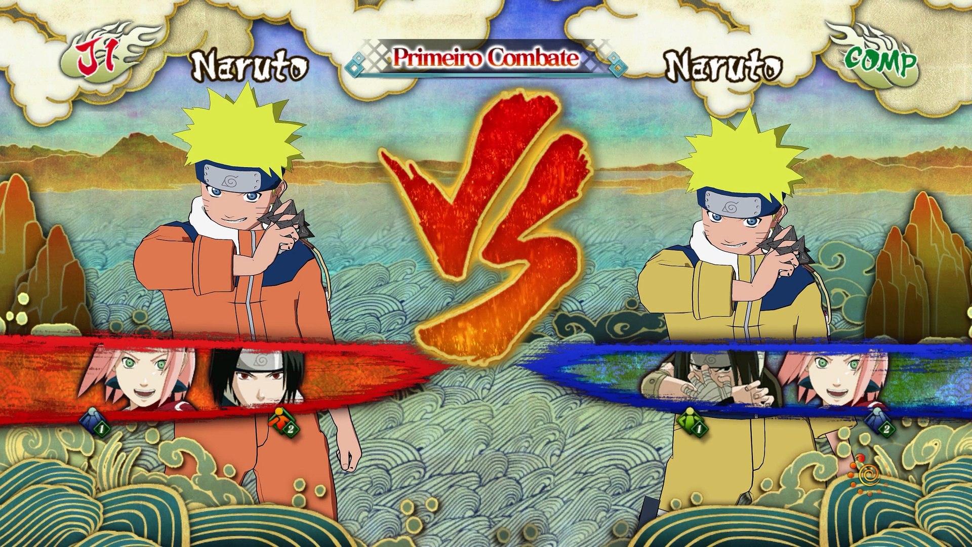 NARUTO SHIPPUDEN Ultimate Ninja STORM 3 Full Burst - Naruto VS Naruto