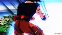 DBZ What if Goku and Vegeta Fusion Vegito vs Kid Buu