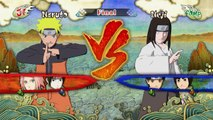 NARUTO SHIPPUDEN Ultimate Ninja STORM 3 Full Burst - Naruto VS Neji