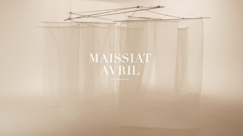MAISSIAT - Avril [clip officiel]