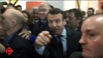 Emmanuel Macron s'amuse des fantasmes