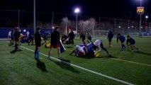 FCB Rugby: Prèvia UE Santboiana-FC Barcelona (CAT)