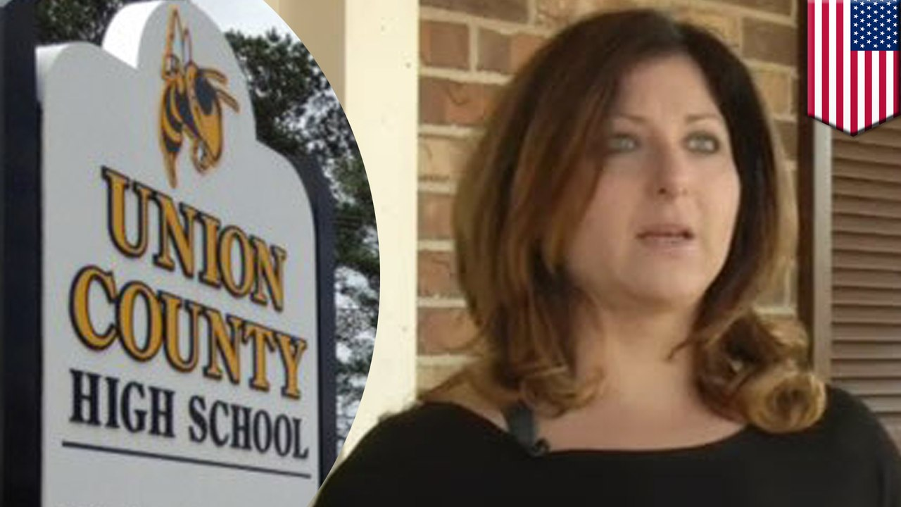 Nude photos of students circulating at Union County High
