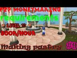 RuneScape 3 {Free to play} Money making guide  Making pastry dough  300k+h Method 9