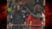 The Undertaker Plays Mind Games w/ Kane & Paul Bearer 3/9/98