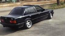 BMW drift - E30 - 325i donuts - weam - king drift