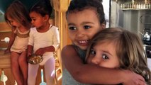 Kim Kardashian reveals North West and Penelope Disick are BFFs with adorable snaps