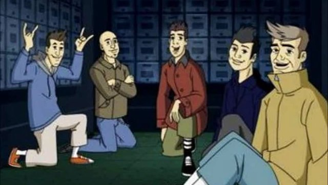 Simpleplan - Whats New Scooby Doo (Studio Version)