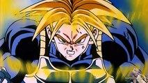 Super Trunks Vs. Super Vegeta (1080p HD)