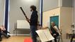 L'Orchestre de Normandie au collège Truffaut