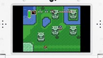 The Legend of Zelda : A Link to the Past - Trailer de lancement sur Console Virtuelle 3DS