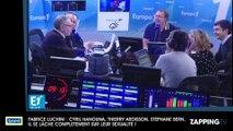 Fabrice Luchini: Cyril Hanouna, Thierry Ardisson, Stéphane Bern, il se lâche sur leur vie sexuelle (vidéo)