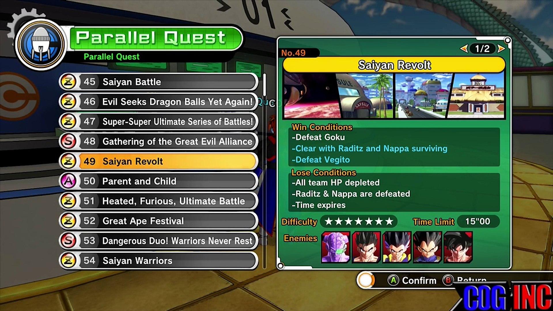 Dragon Ball Xenoverse - Final Shine Attack vs Final Flash