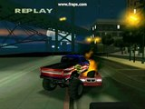 GTA San Andreas Insane Monster Truck Stunt