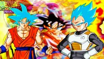 DRAGONBALL Z:REVIVAL OF F(2015)! VEGETA BLUE SUPER SAIYAN GOD! VEGETA VS GOLDEN FRIEZA!!