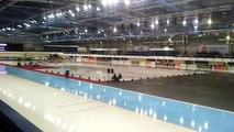 На чемпионате Европы по конькобежному спорту 2015