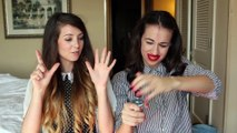 7 Second Challenge With Miranda Sings   Zoella