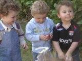 Pâques chez les Cornichons (20 04 2007)