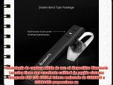 Auriculares Bluetooth Lumsing® J05 Business Manos libres Cascos inalámbricos Bluetooth 4.1