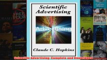 Download PDF  Scientific Advertising Complete and Unabridged FULL FREE