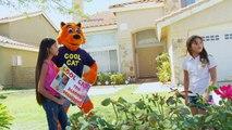"Derek Savage ""Cool Cat Saves the Kids"" Movie Trailer"
