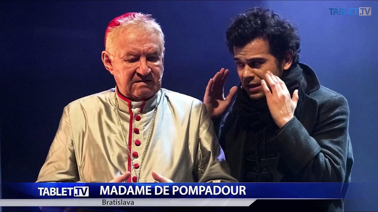 Divadlo Nová scéna uvedie muzikál Madame de Pompadour