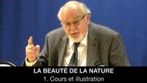 La beauté de la nature - 1. Cours et illustration, Alain CHAUVE