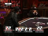 Phil Hellmuth Talk On The Phone During A Hand - Poker After Dark