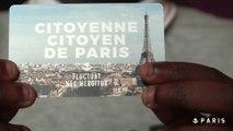 La carte citoyenne-citoyen de Paris est lancée