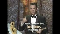 Oscars : le discours de Tom Hanks