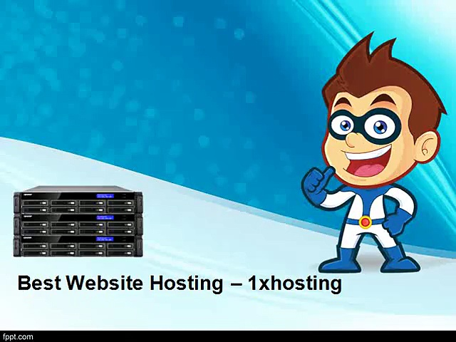 Best Website Hosting – 1xhosting
