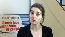 Réagir face aux théorie du complot : Interview Amélie Fleury